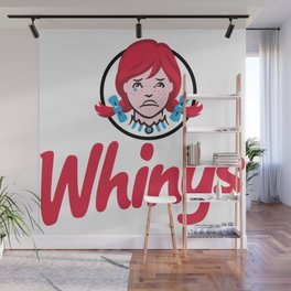 Whinys Wall Mural