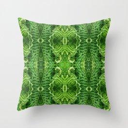Pattern 45 - Fern Beauty Throw Pillow