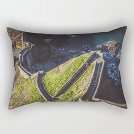 Matin Noir II Rectangular Pillow
