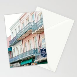 French Quarter, New Orleans Travel Photography Stationery Cards
