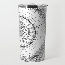 Movement of the Spheres 01 Travel Mug