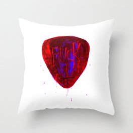 True Love / Invert. Fuck. #2 Throw Pillow