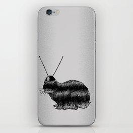 Fuzzy Reception iPhone Skin