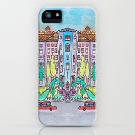 Meet me at the Mansion iPhone Case