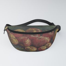 Vincent van Gogh - Apples (1887) Fanny Pack
