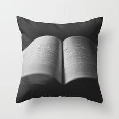 Word of God Throw Pillow