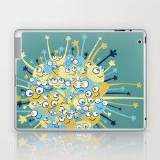 Bubbly Creatures Print Laptop & iPad Skin