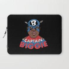 Captain Biggie Laptop Sleeve