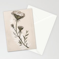 Queen Anne's Lace Stationery Cards