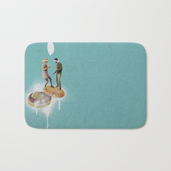 Danse Sale | Collage Bath Mat