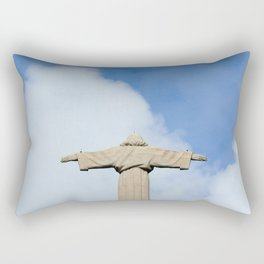Portuguese flight Rectangular Pillow