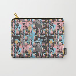 Picasso's cats Carry-All Pouch