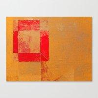 lion Canvas Prints featuring Lion by Fernando Vieira