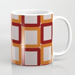 60s fabric n°3 Coffee Mug