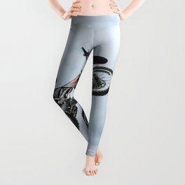 Motocross High Flying Jump Leggings