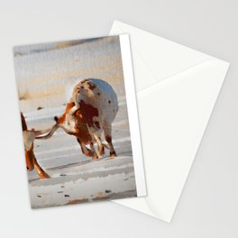 Texas Longhorns Stationery Cards