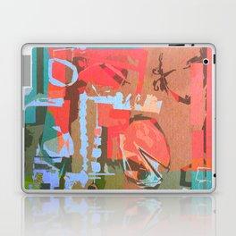 Essayant de Dissimuler un Éléphant Rose Laptop & iPad Skin