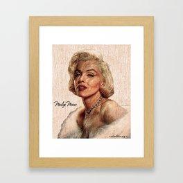 Digital Artwork 4 Framed Art Print