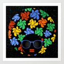 Afro Diva : Colorful by bsavvy