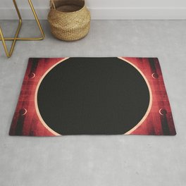 The Asteroid Belt - Ceres Rug