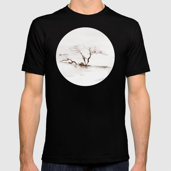 Scots Pine Sepia T-shirt