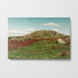 The Hurlers Metal Print