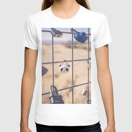 PradaMarfa Love Locks T-shirt