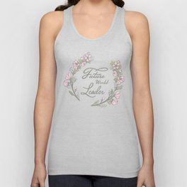 Future World Leader Unisex Tank Top