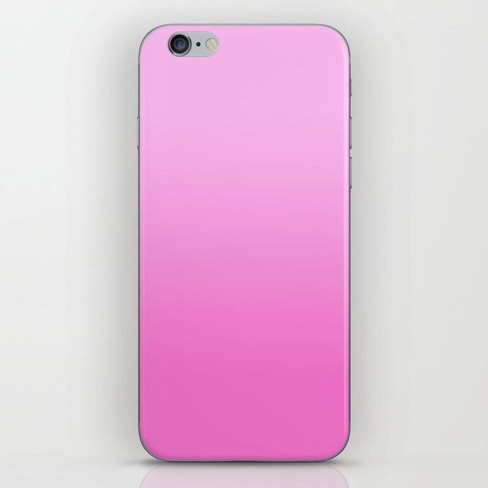 fuchsia iPhone Skin