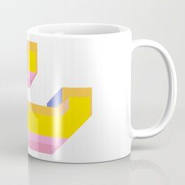 Retro smile Coffee Mug