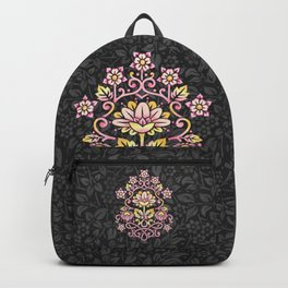 Damask Rose Backpack