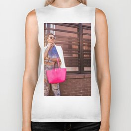Meatpacking and Fashion Biker Tank