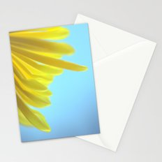 Yellow Chrysanthemum 301 Stationery Cards