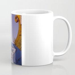 Golden Nugget Sign Coffee Mug