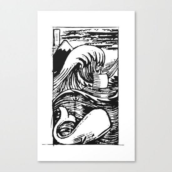I AM JONAH Canvas Print