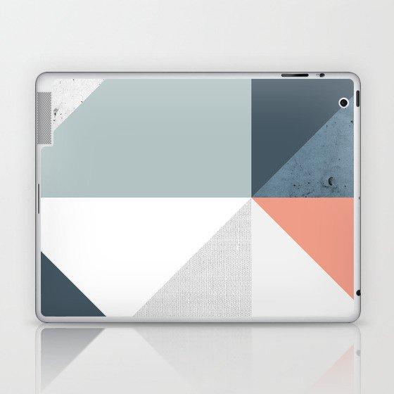 Modern Geometric 12 Laptop & iPad Skin
