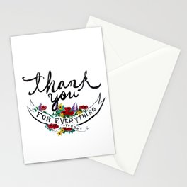Merci Stationery Cards