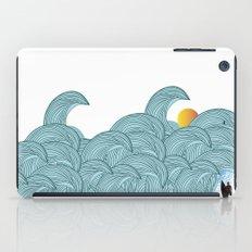 surfing 3 iPad Case