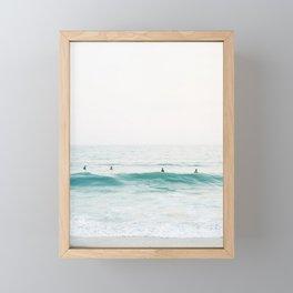 Riviera Framed Mini Art Print