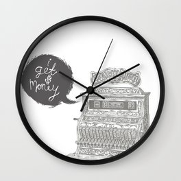cash register Wall Clock