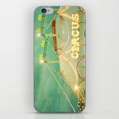 Circus II iPhone & iPod Skin