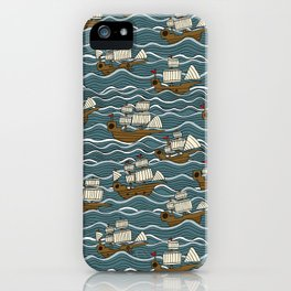 Nautical but nice. iPhone Case