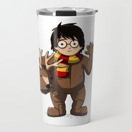 Harry Cosplay Travel Mug