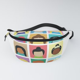 Princess Inspired Fanny Pack