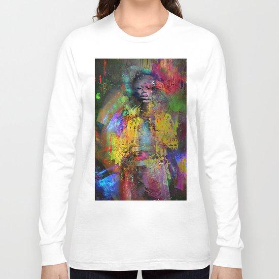 Wait Foxy Lady Long Sleeve T-shirt