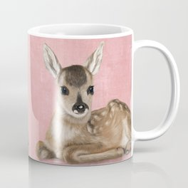 Small fawn Coffee Mug