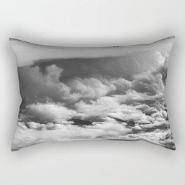 Wave of Clouds Rectangular Pillow