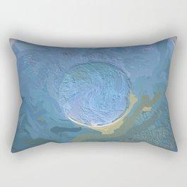 Abstract Mandala 255 Rectangular Pillow