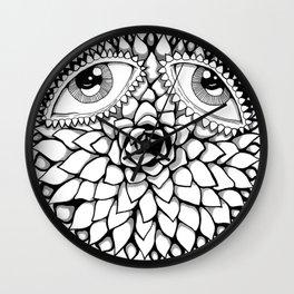 Puffer Wall Clock