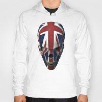 british Hoodies featuring British horror by GrandeDuc